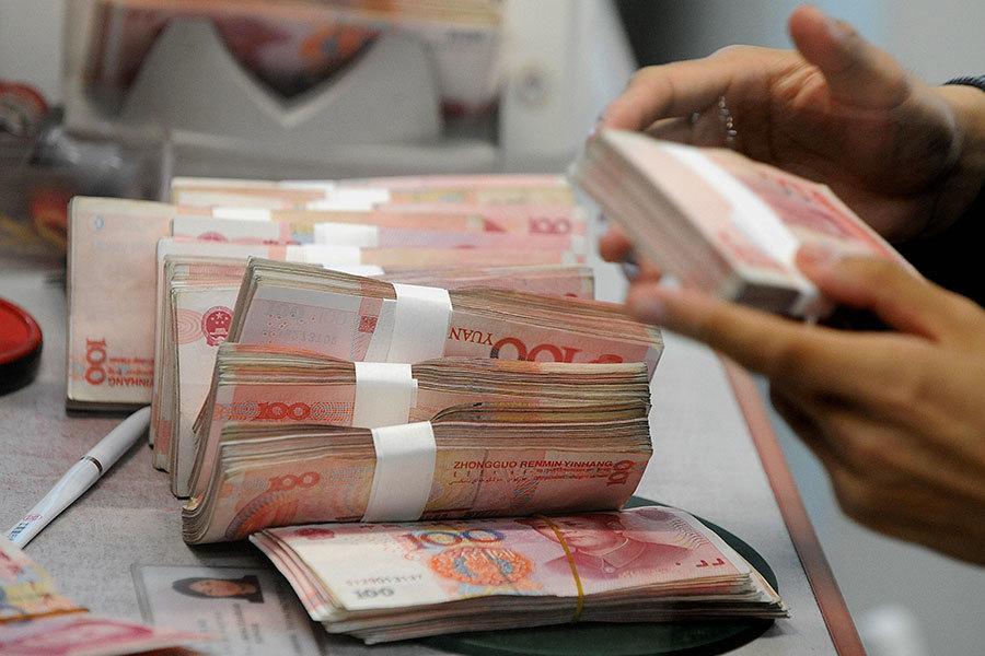 人民幣遠無法撼動美元成為國際支付貨幣
