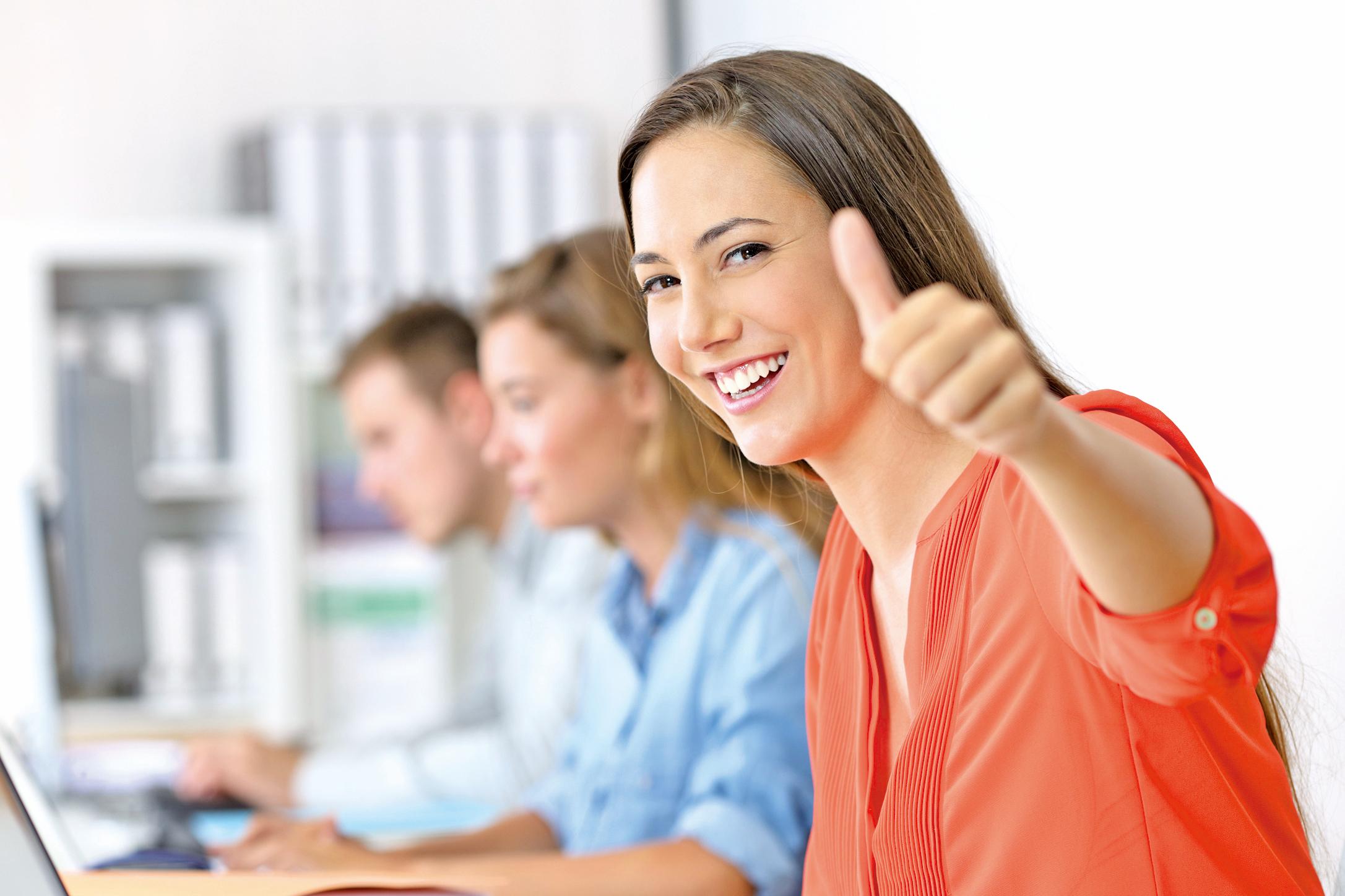 女性在職場上勝出的七個關鍵