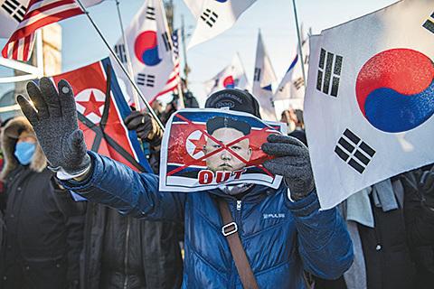 北韓參賽惹議 所到之處抗議不斷