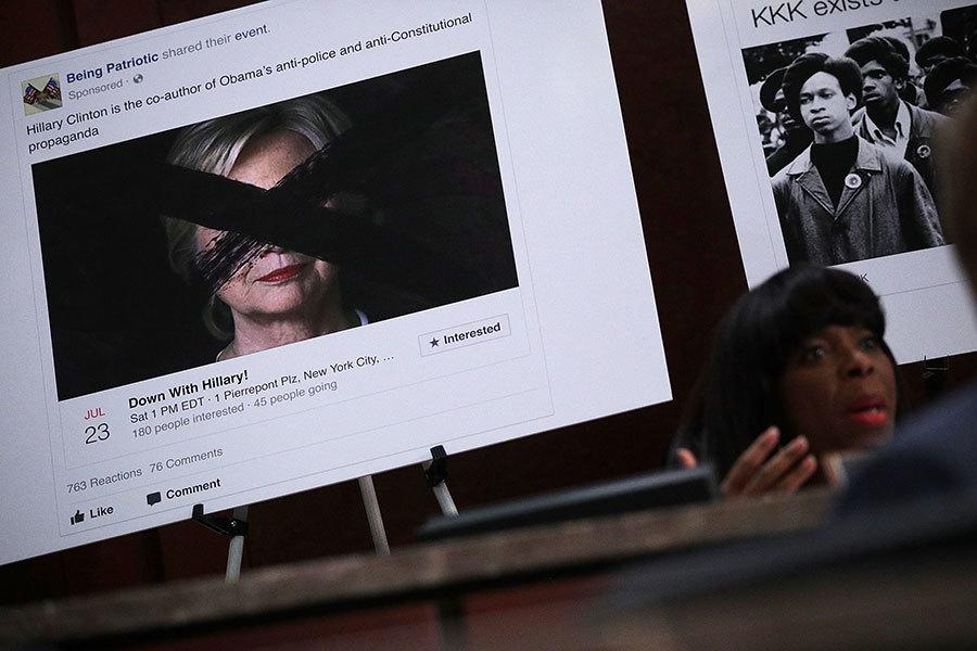 美參議員:希拉莉同夥提供材料給黑檔作者