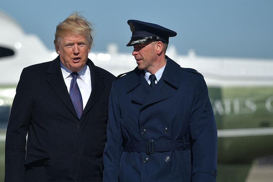 特朗普建立國家審查中心 嚴查移民和訪客