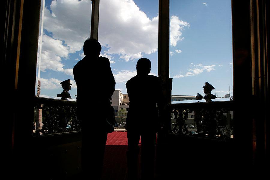 中共召開三中全會 當局或「大部制」改革