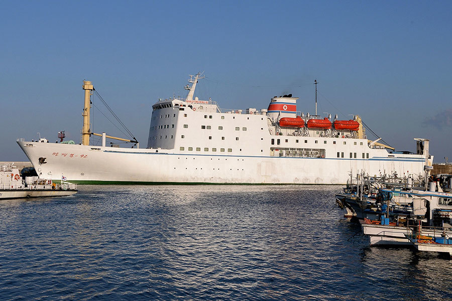 向南韓討500噸燃油供船使用未果 北韓縮手