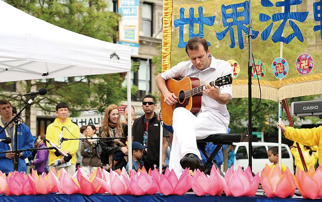 琴聲動心弦 世界級吉他演奏家靈感源泉