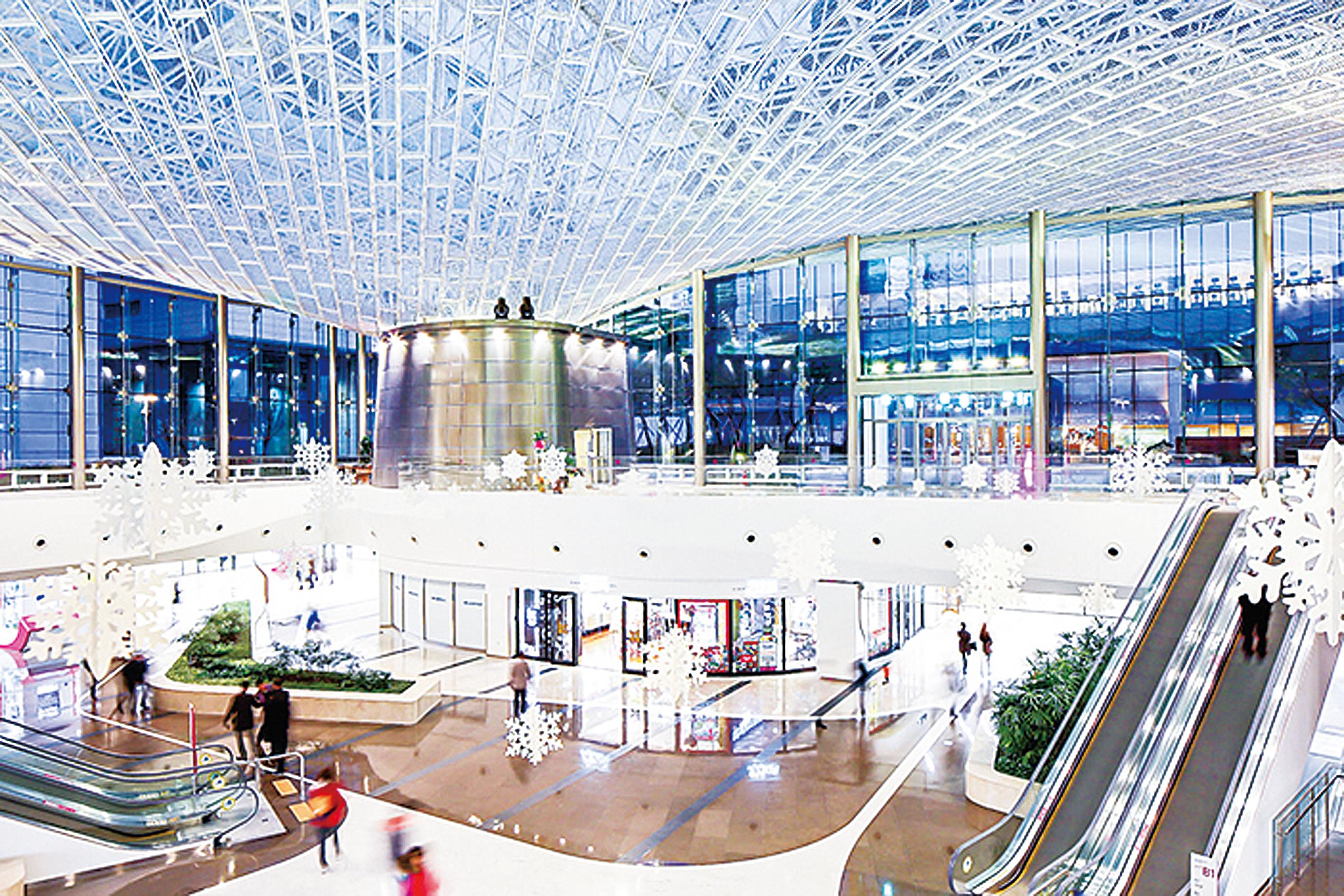 過年旅遊好去處首爾地下購物中心大集合