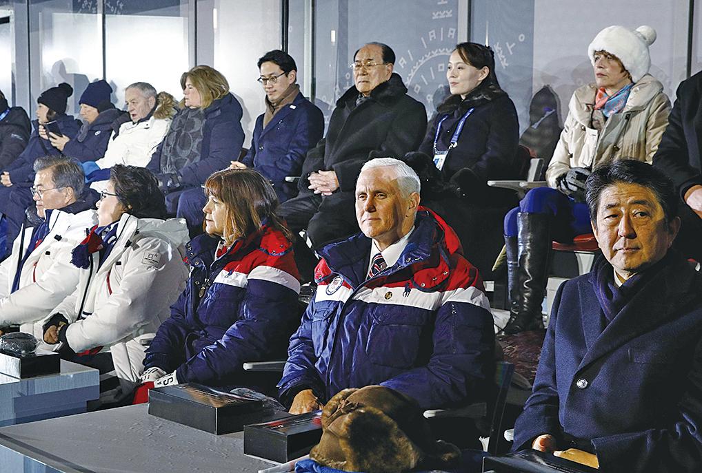 分析:習派韓正出席冬奧會內幕