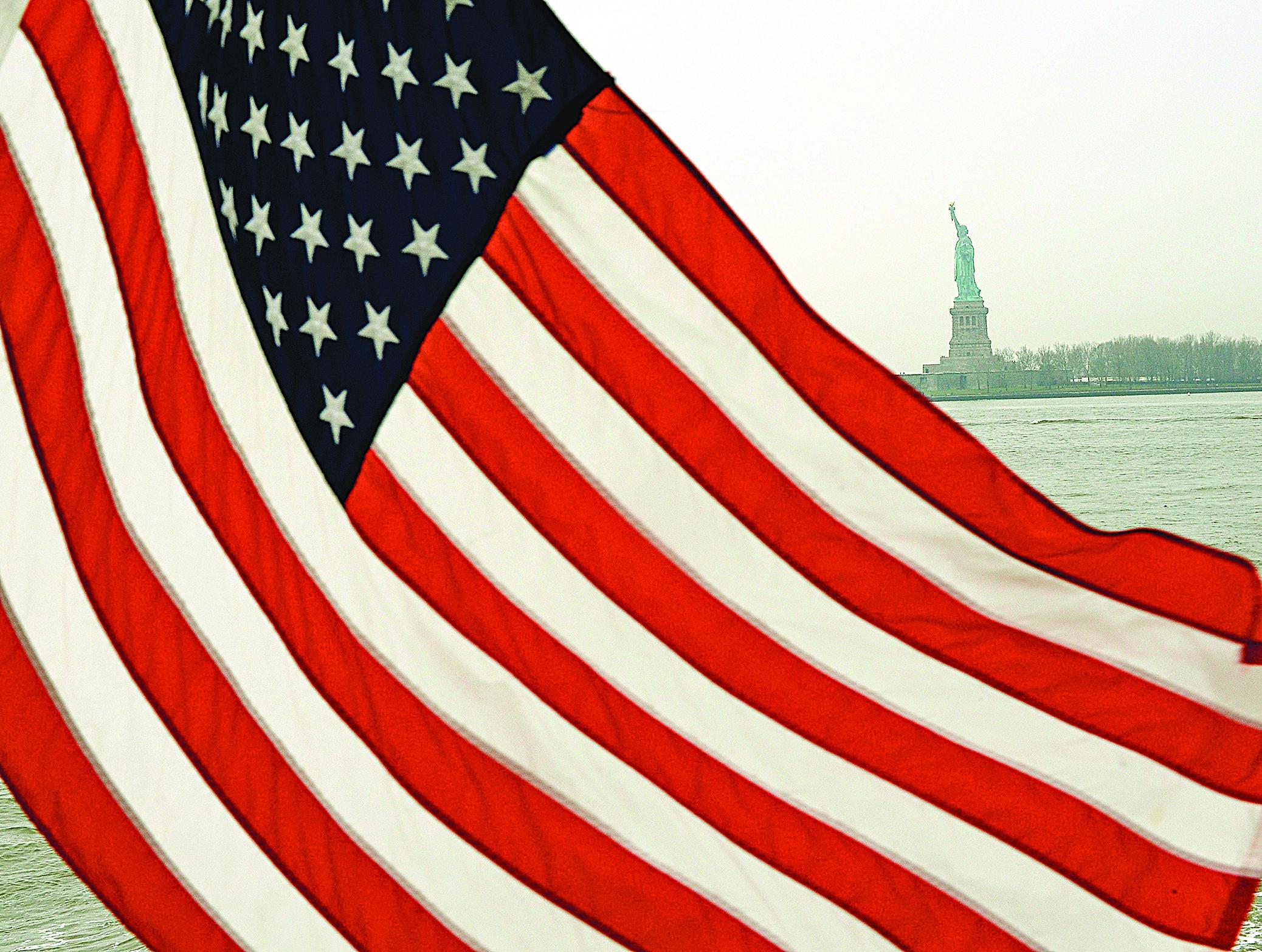 美國的繁榮與建國理念的聯繫
