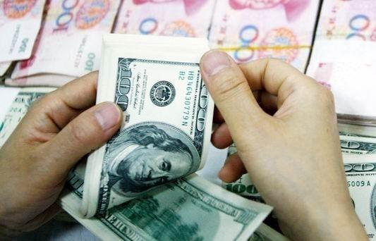 人民幣匯率大跌 在岸收跌286點