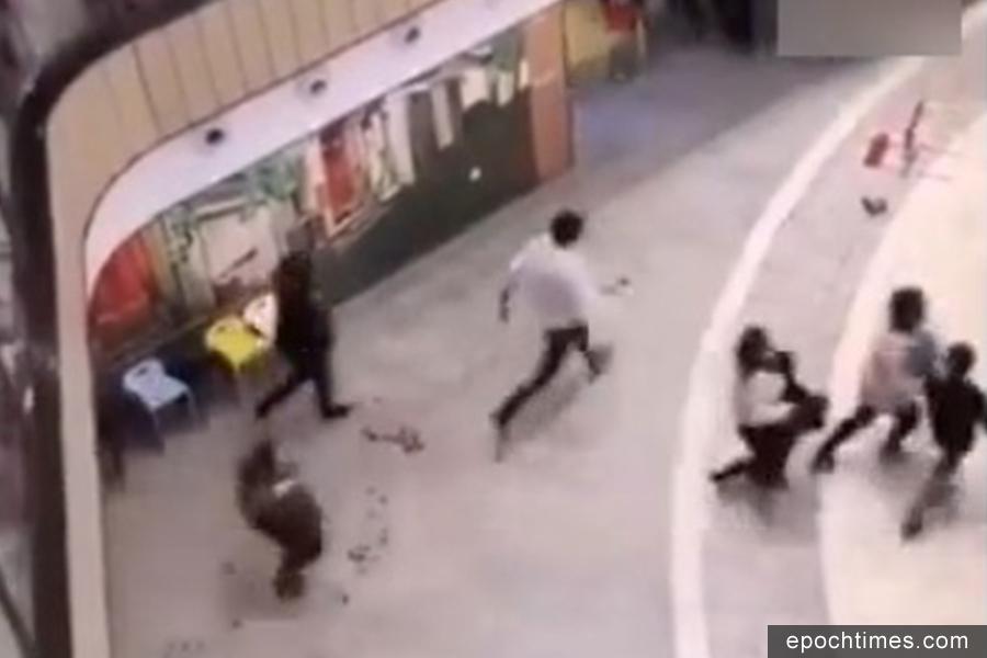 周曉輝:北京商場行凶案 當局兩舉動有蹊蹺