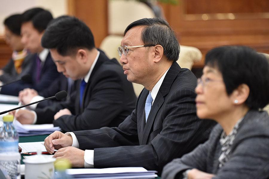 中共國務委員楊潔篪為何此時訪美?