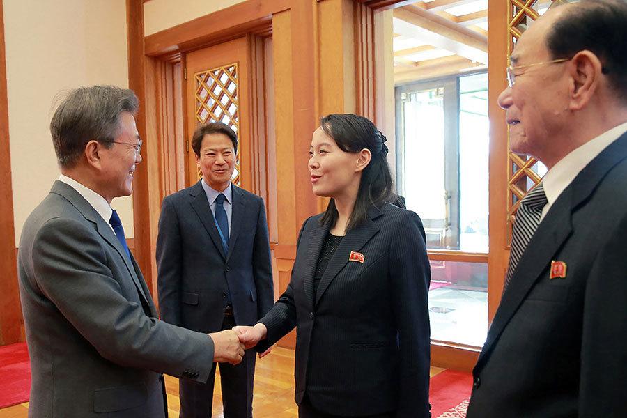 金正恩胞妹訪問三天 花了南韓22萬美元