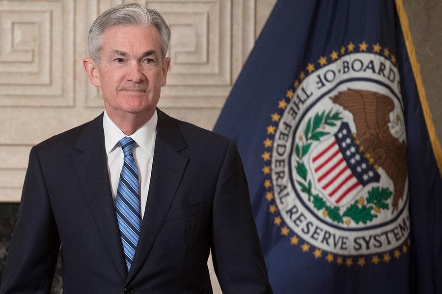 美聯儲主席:經濟增長穩健 漲工資還有空間