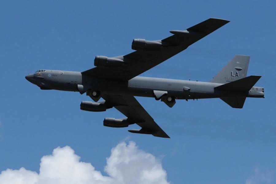 為甚麼美B-52轟炸機服役60載 仍備受青睞