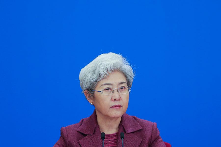 中共人大高官傅瑩為北韓核武「洗白」遭駁斥