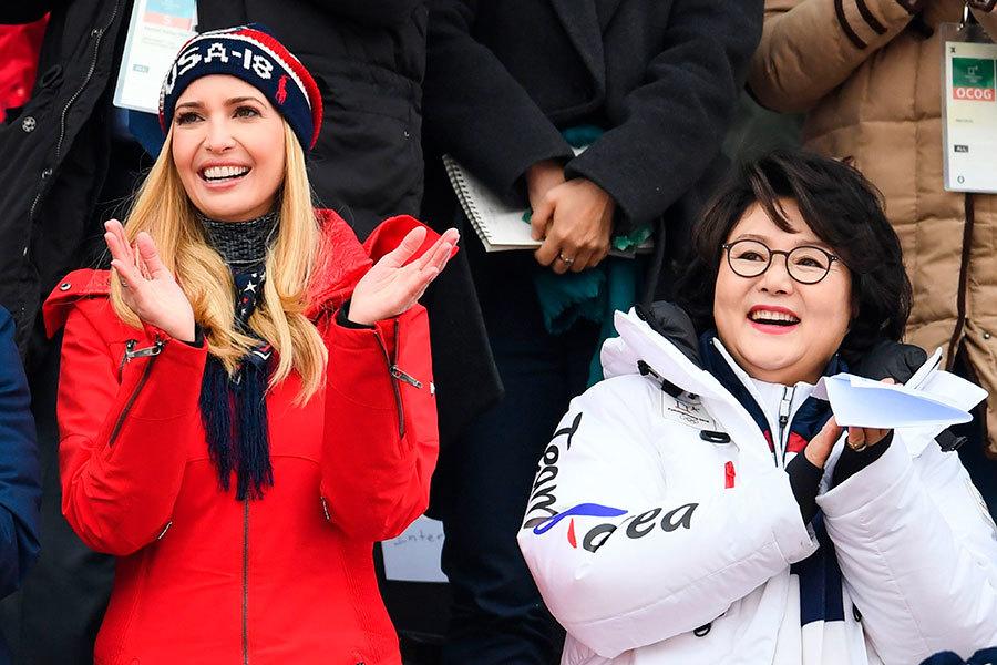 伊萬卡不願與金與正相比 為北韓民眾心痛