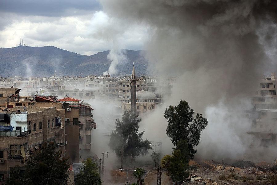 俄國阻撓三天 聯合國終通過敘利亞停火30天決議