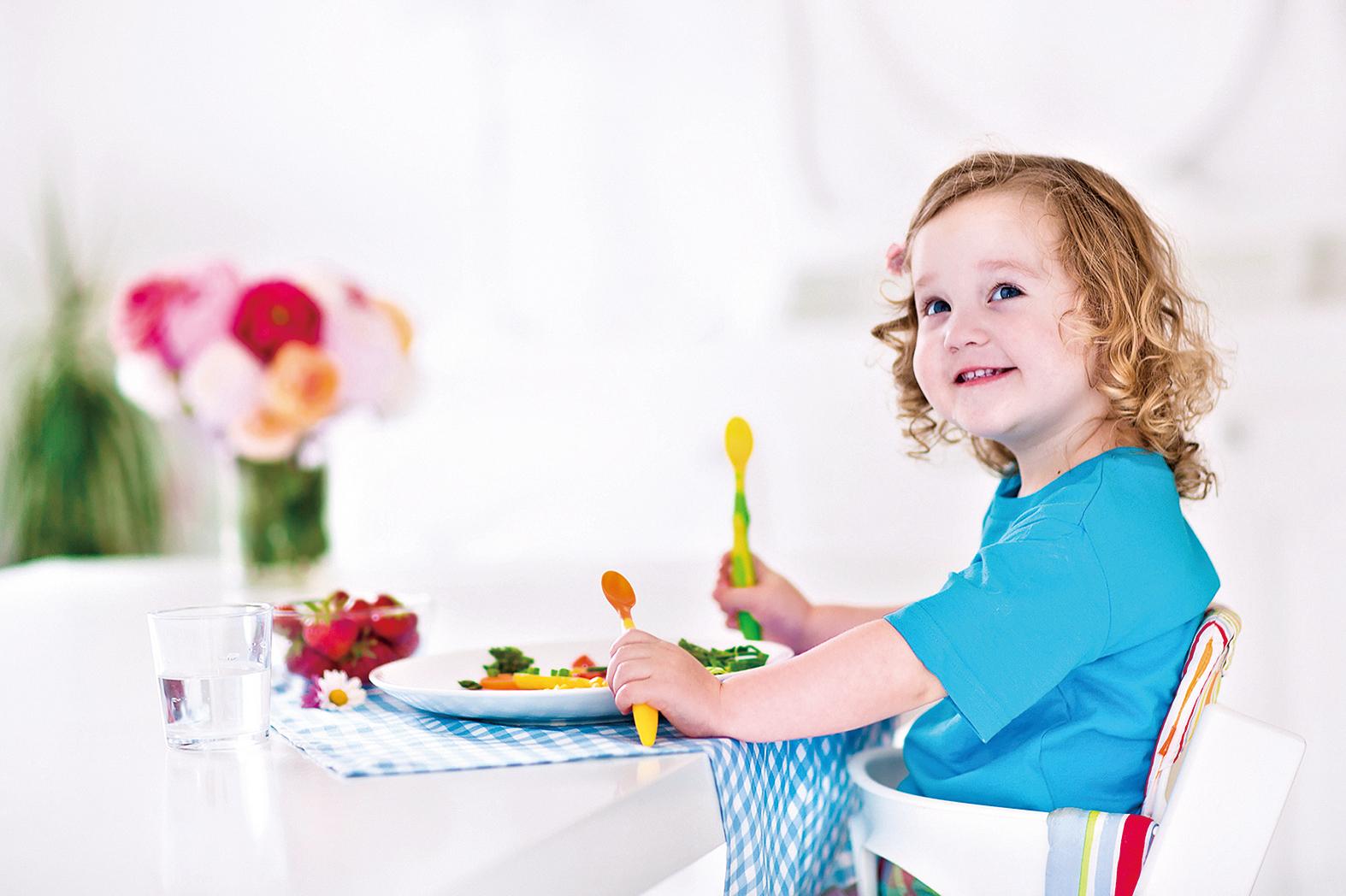 兒童飲食難題父母如何面對