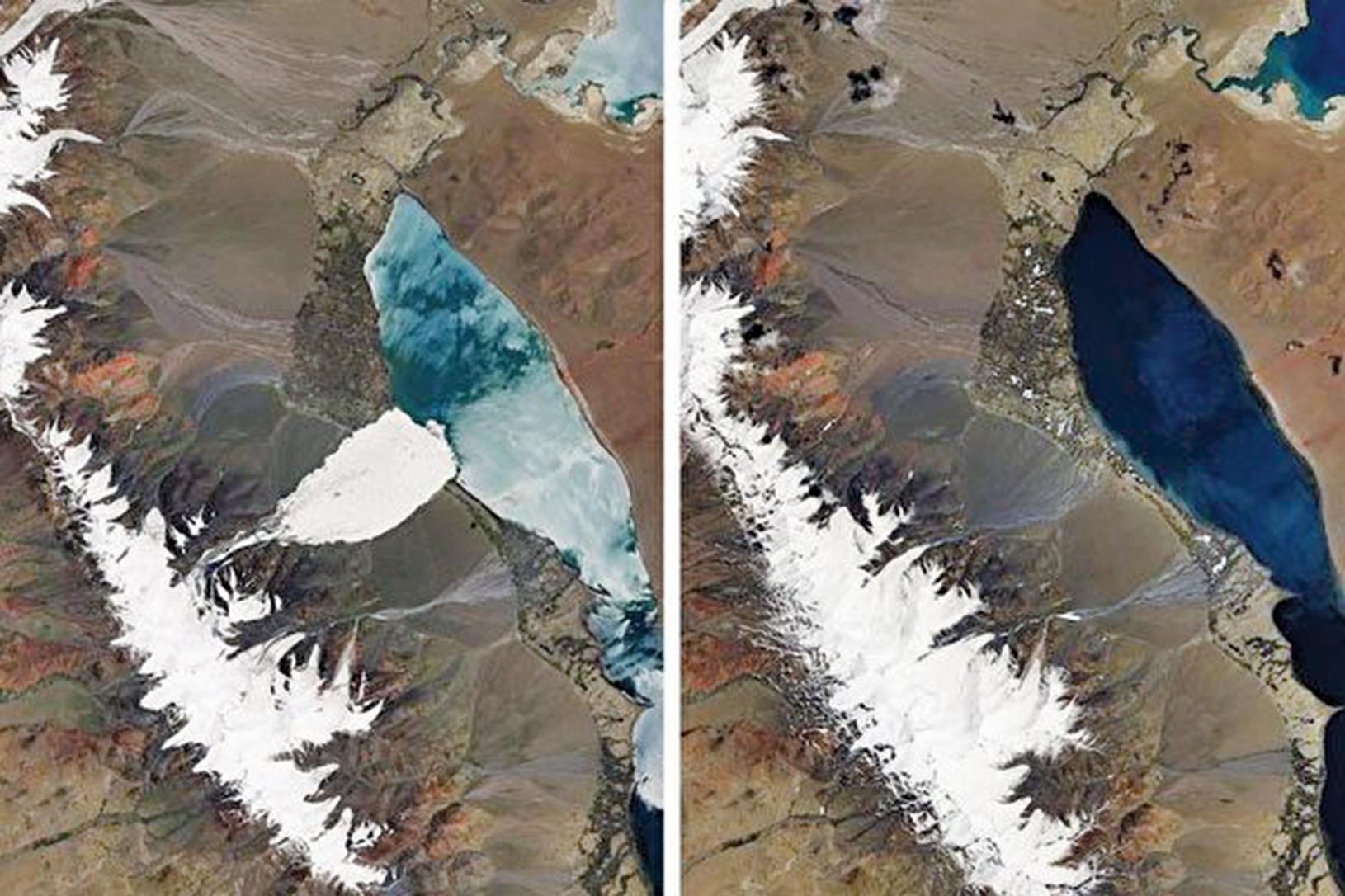西藏高原現生態環境危機