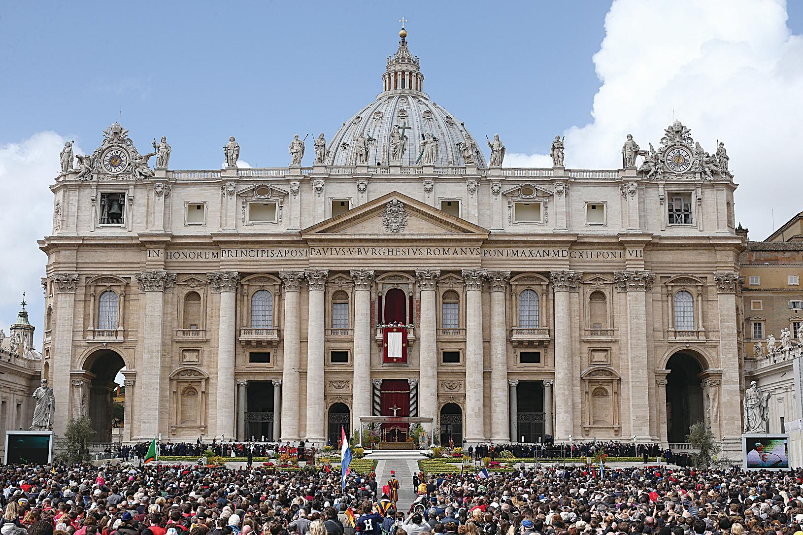 梵蒂岡與中共魔鬼立約自取其辱