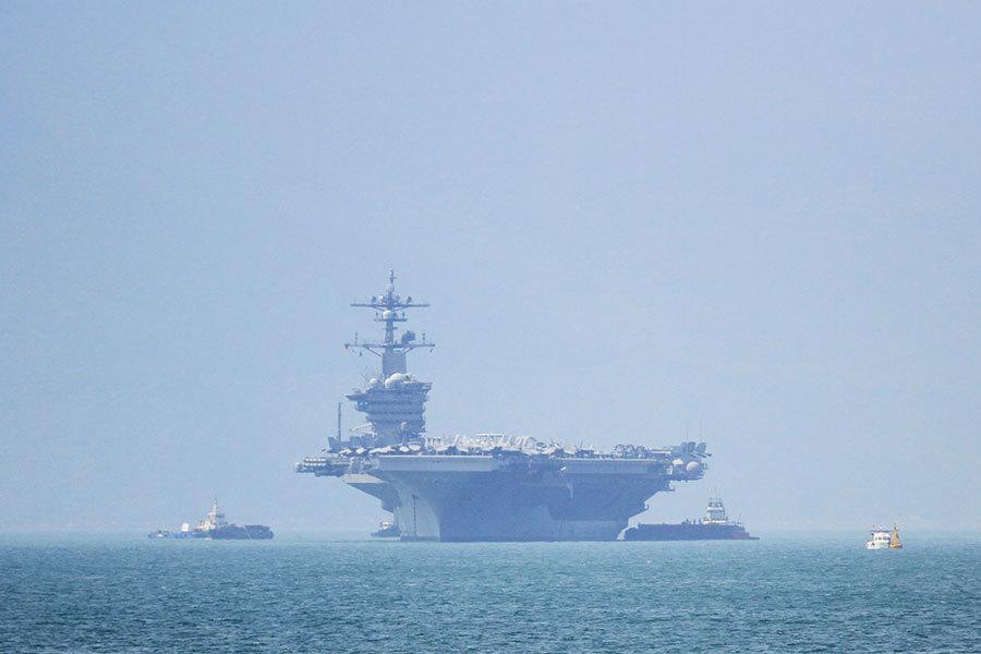 越戰後美艦首訪越南 各界關注中共反應