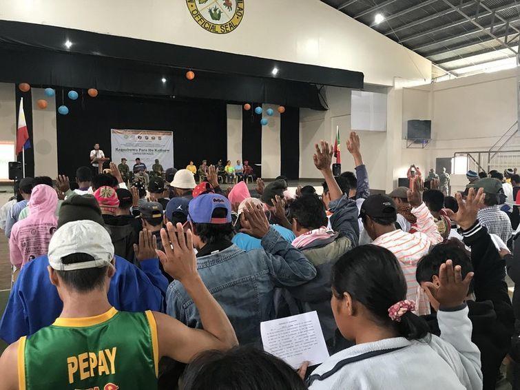 菲律賓反共奏效 兩月內逾兩千菲共份子投降