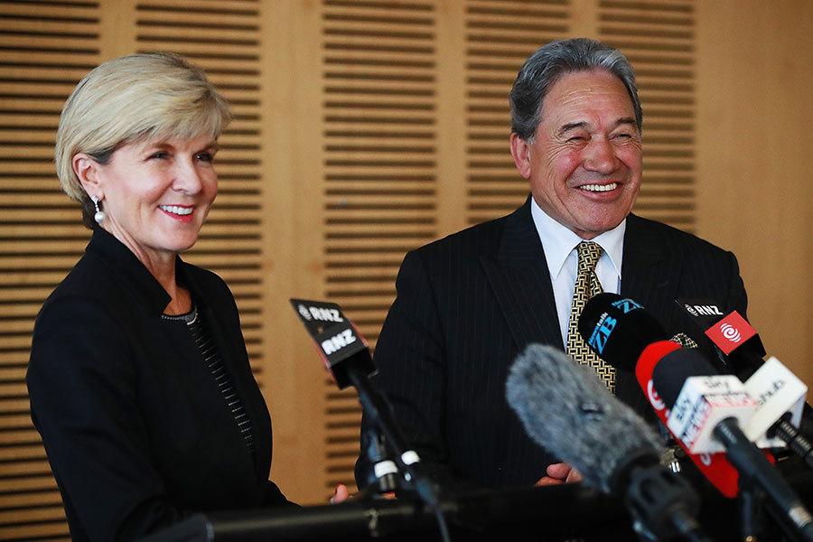 抵禦中共擴張 新西蘭或改變對華策略