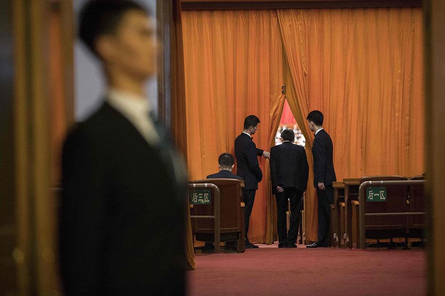 24名政協副主席 劉奇葆李斌反對票並列最多