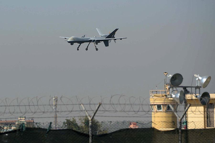 美無人機擊斃21塔利班份子 包括頭目兒子