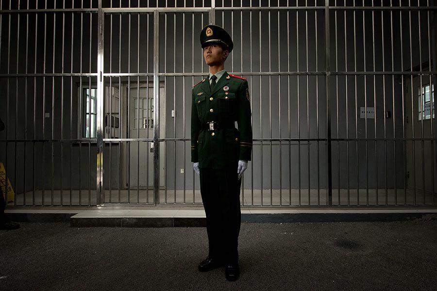 中共司法部長「監獄動物園」說法引質疑
