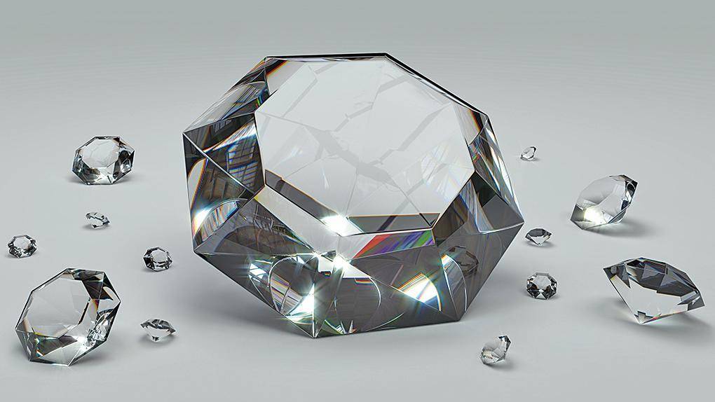 金剛石中驚現 地表不存在的鈣鈦礦