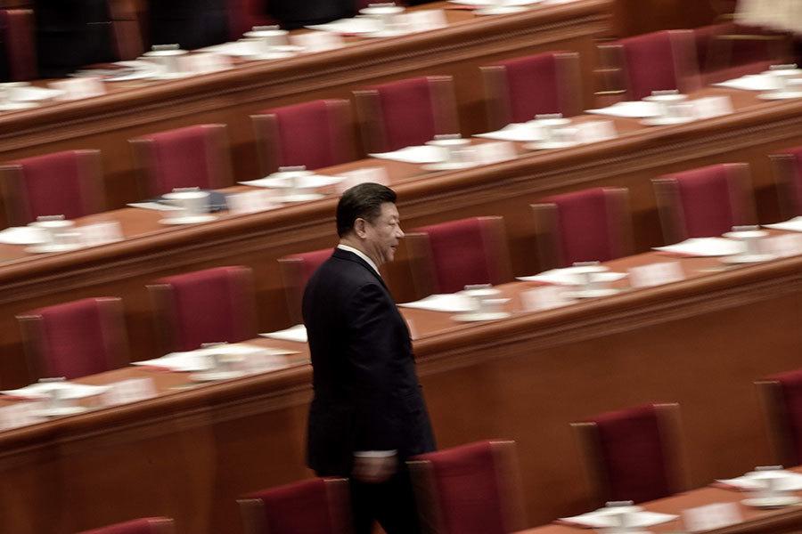 夏小強:習近平抓江澤民無需投鼠忌器