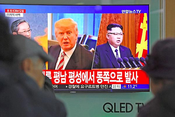 特金會北韓無聲息 專家促提人權
