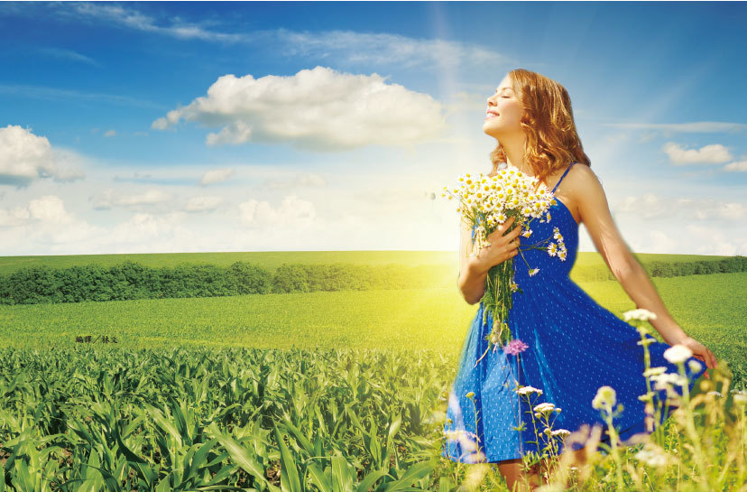 十個方法 讓你開始 一天的好心情