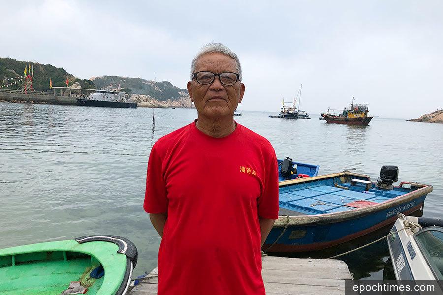 蒲台島樹哥:安貧樂道最幸福