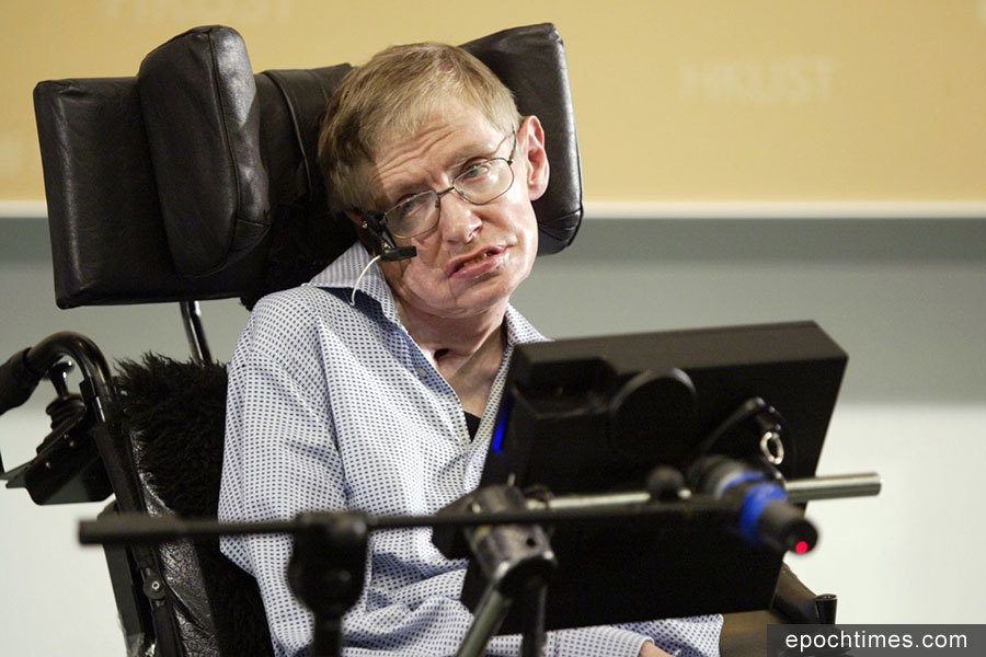 英國著名物理學家霍金逝世 享年76歲