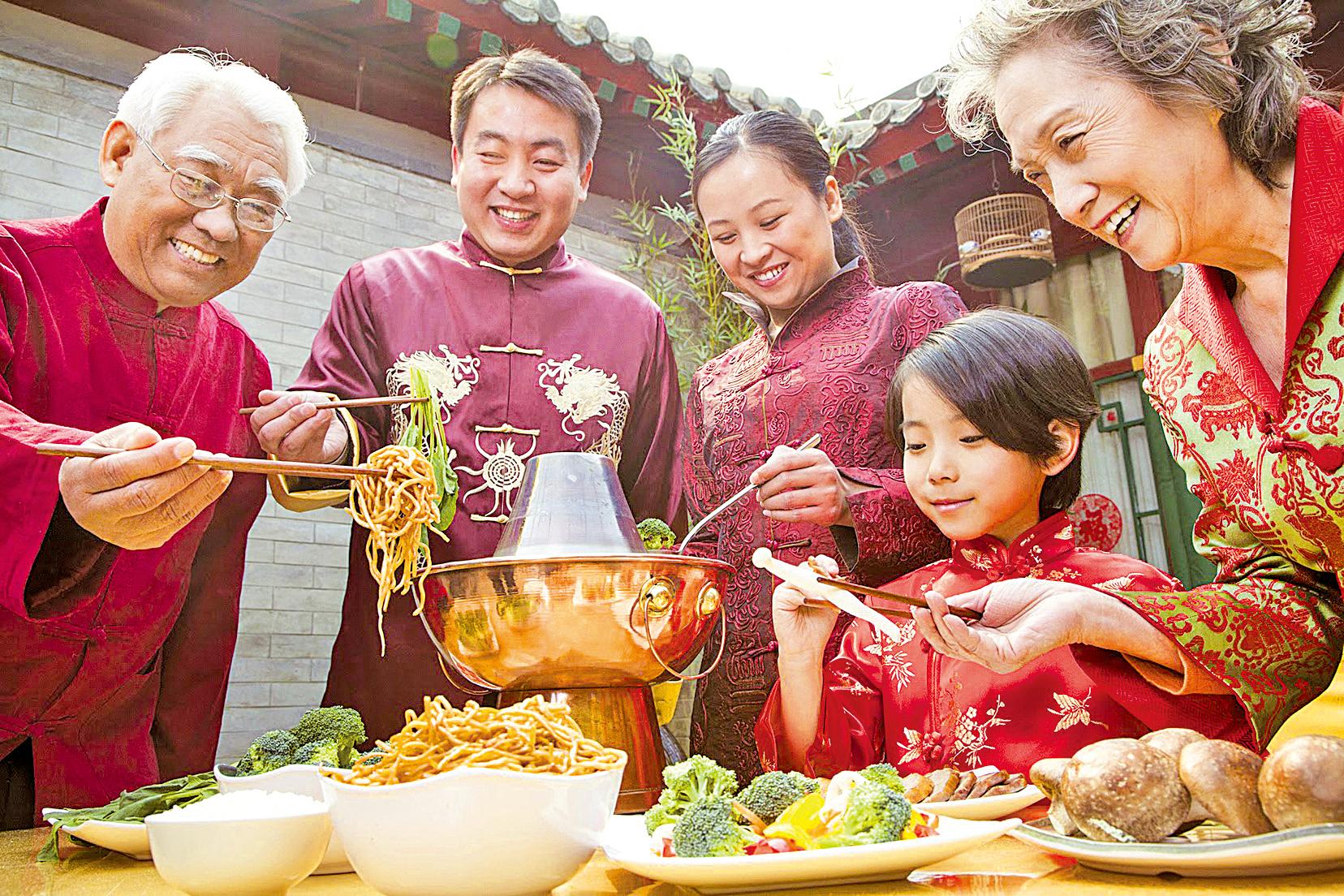 百里不同風千里不同俗 華人憶故鄉過年習俗