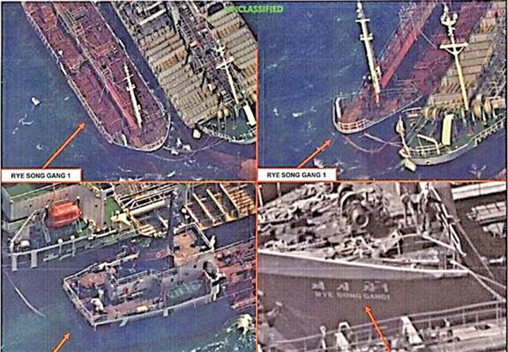 北韓用海盜手法逃避經濟制裁