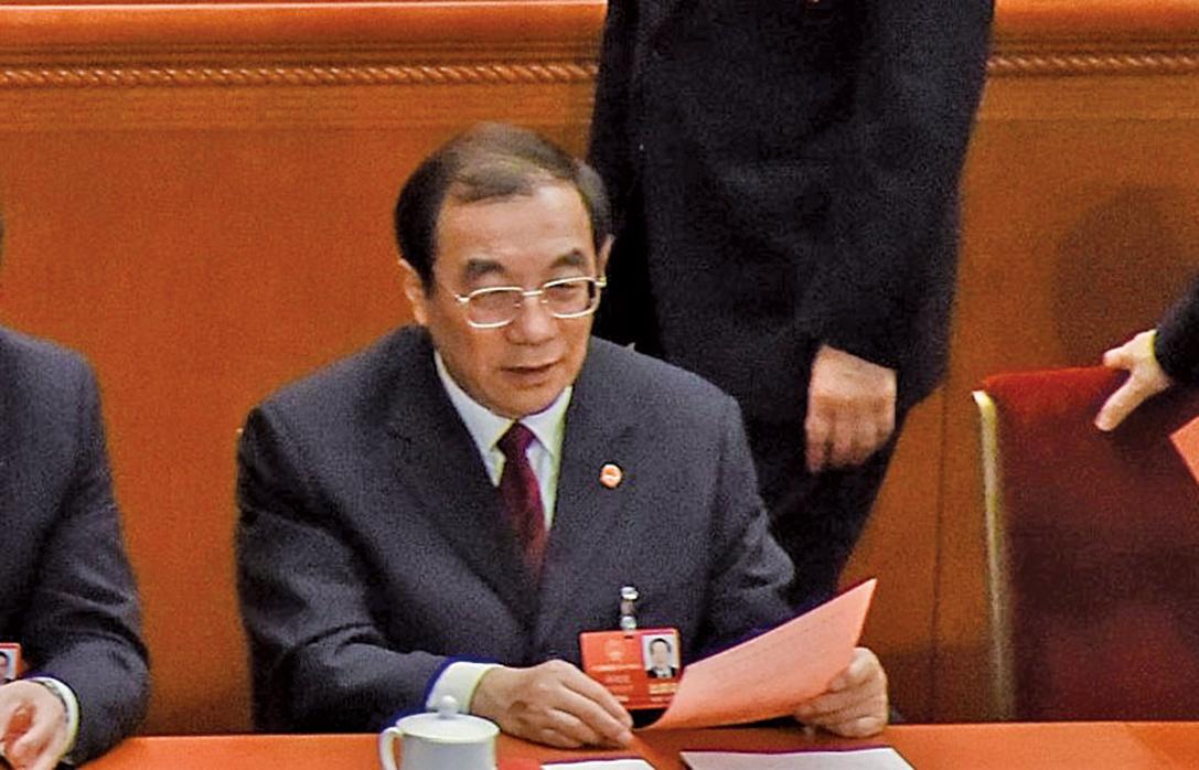 楊曉渡掌國家監察委