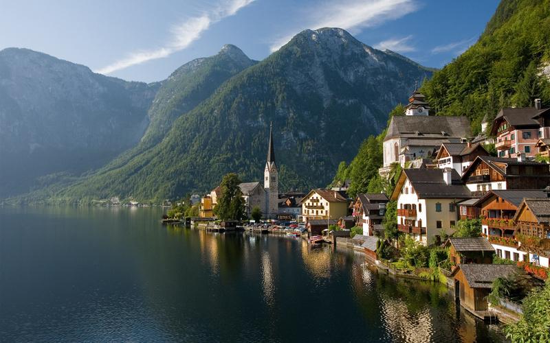 值得尋訪的19個最美村落