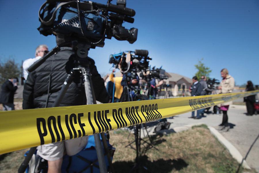 德州連發6宗炸彈案 特朗普誓言要追查到底