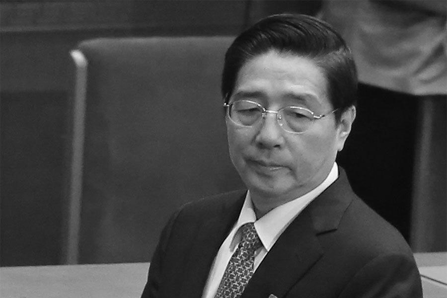 習舊部兼要職 政法委書記郭聲琨權力再縮水