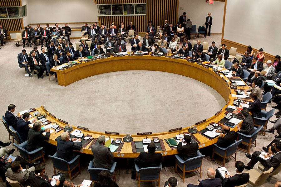 中共和俄羅斯秘密削弱聯合國保護人權努力