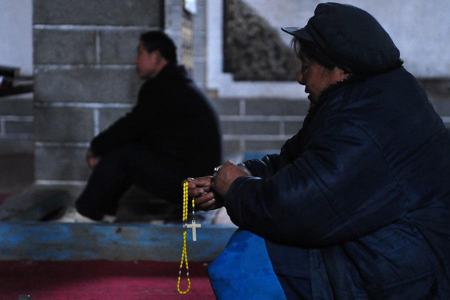閩東主教郭希錦被帶走 學者籲梵蒂岡向中共抗議