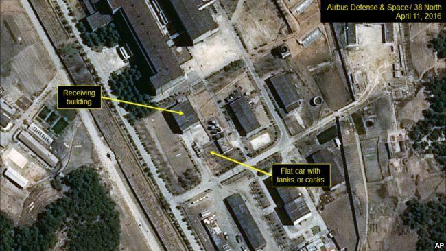 日外相:北韓正準備核試驗