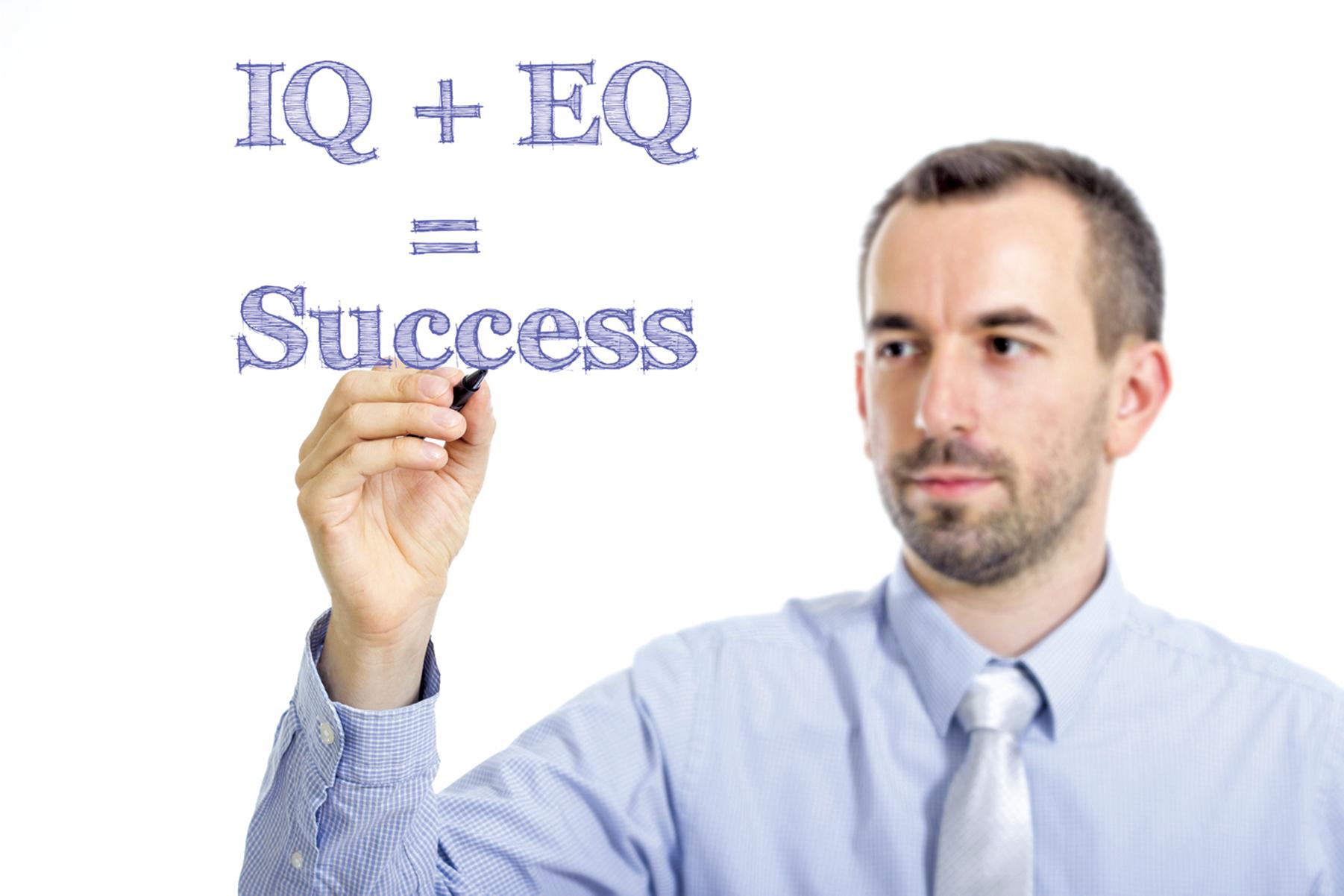 EQ與IQ