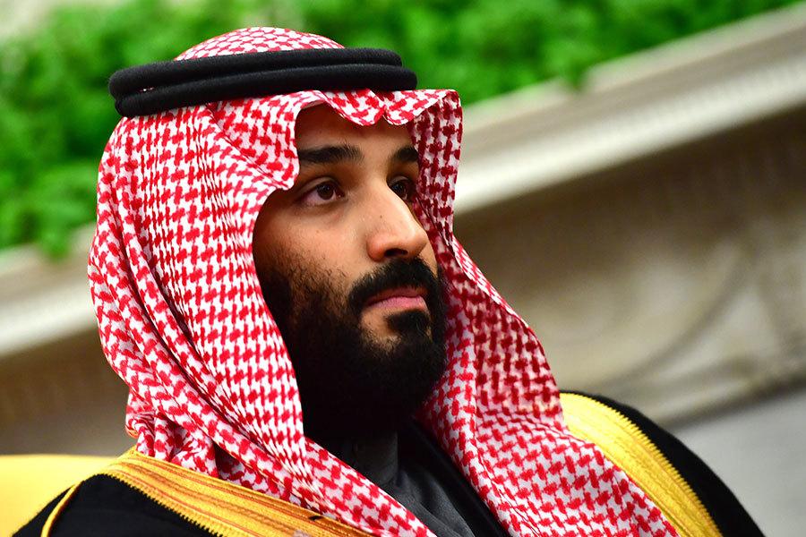 沙特王儲支持特朗普中東議程 肯定以色列存在
