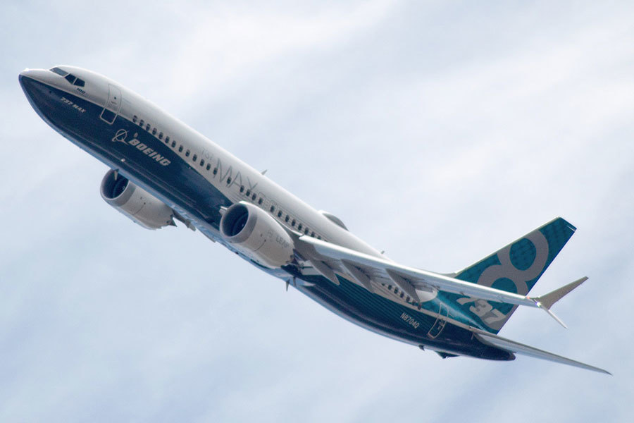中共擬對飛機徵關稅 波音受影響比預期小