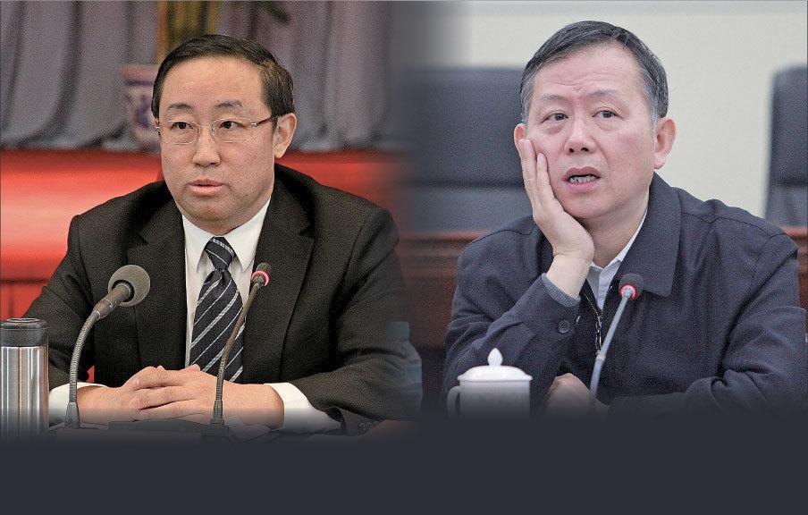 傅政華被免公安部常務副部長 安徽公安廳兩高官落馬
