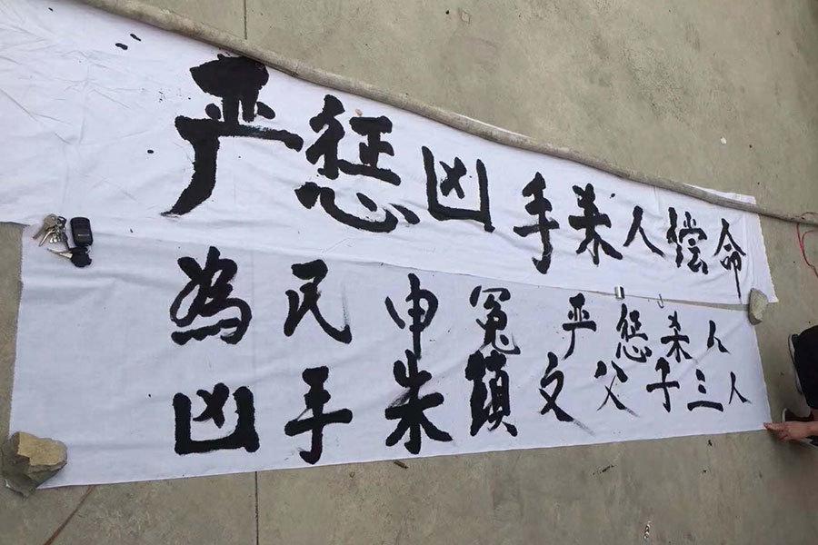 廣東開車撞人事件片段曝光 村民披露內幕