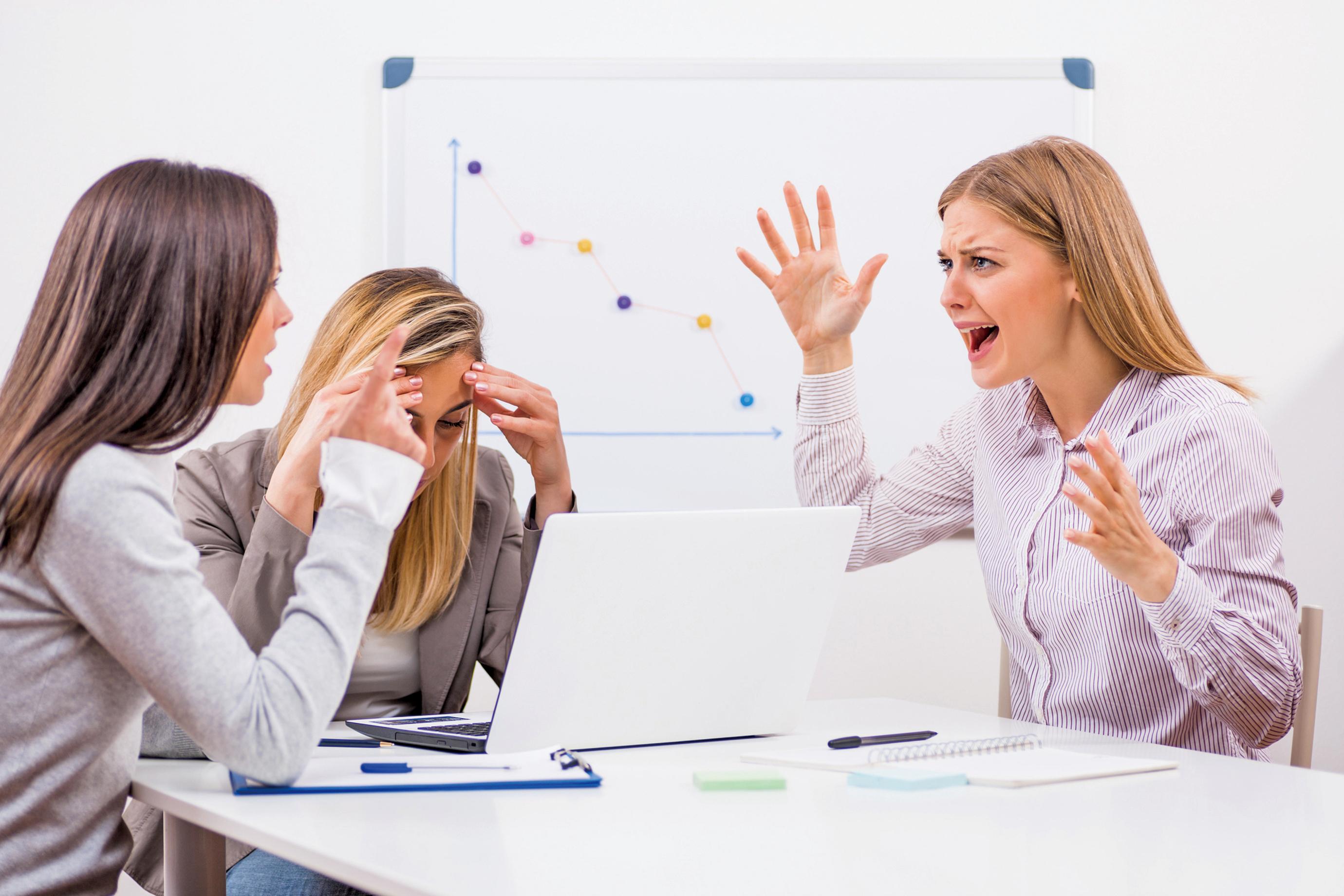 職場中的五大禁忌